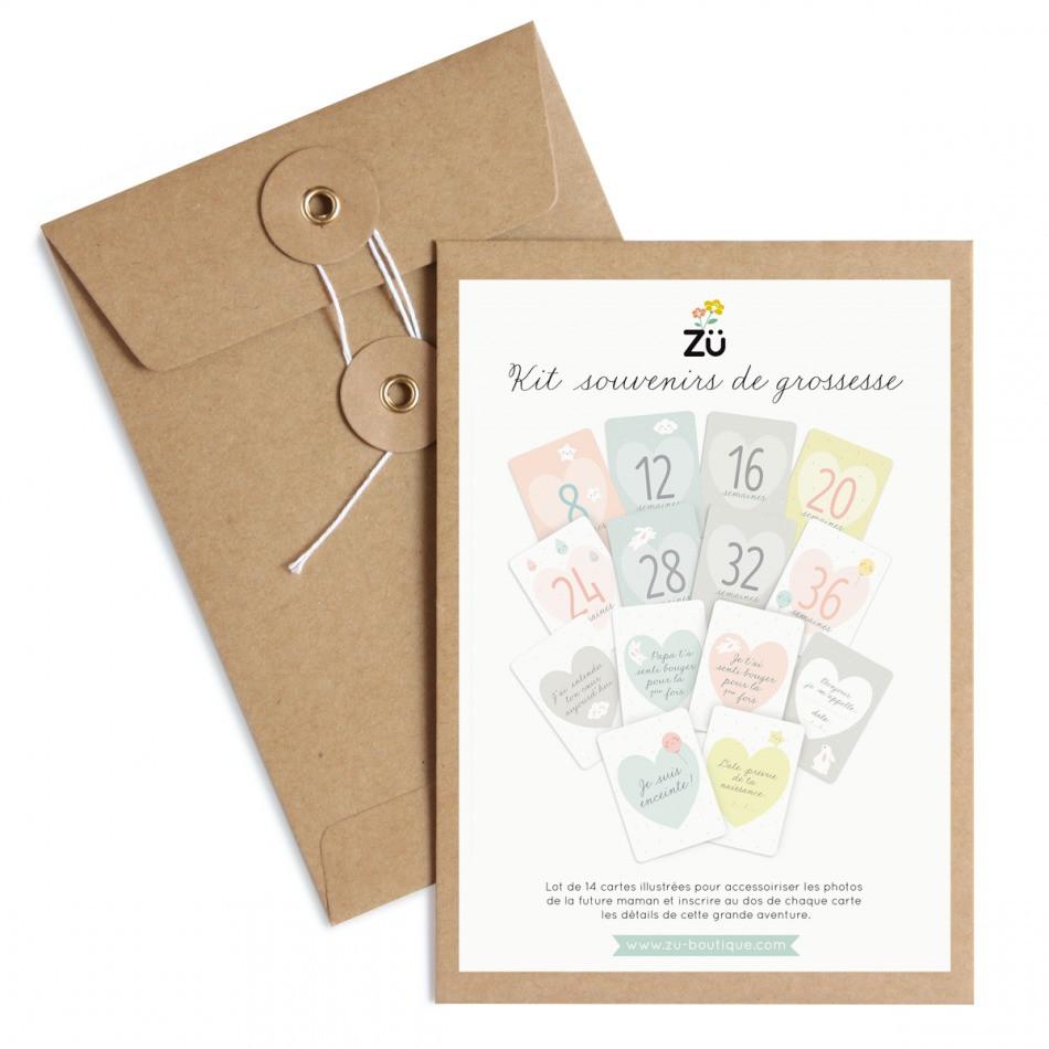 ZÜ - Kit Souvenirs de...