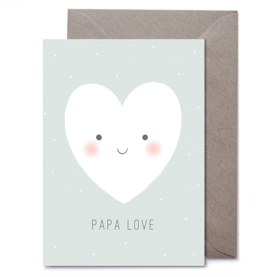 ZÜ - Carte Papa Love