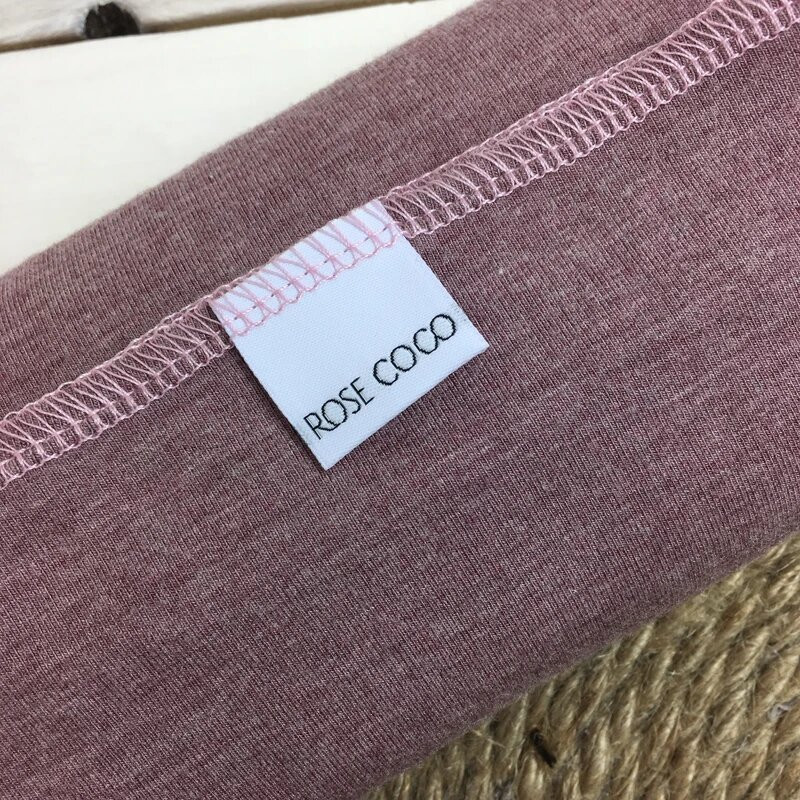ROSE COCO - Plate CHATON...