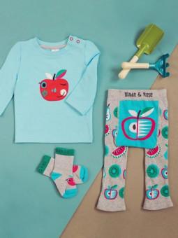 BLADE&ROSE - Tee-shirt ML...