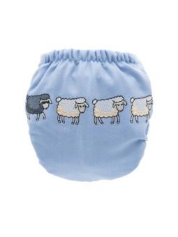 Culotte laine brodée SHEEP...
