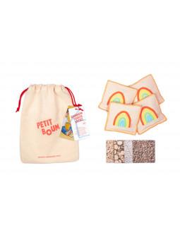 PETIT BOUM - Pack RAINBOW...