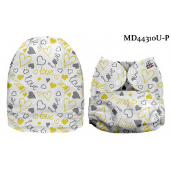 MAMA KOALA - Minky MD44310