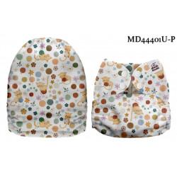 MAMA KOALA - Minky MD44401