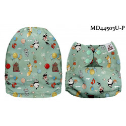 MAMA KOALA - Minky MD44503