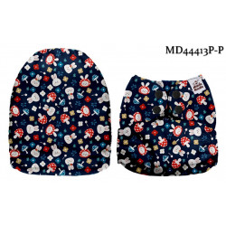 MAMA KOALA - Minky MD44413P