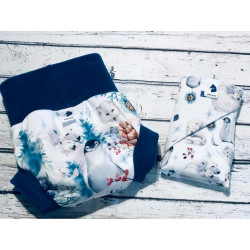 Pack couche plate + shorty...