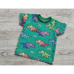 Tee-shirt jersey RAINBOW DINOS