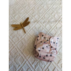 Couche TE2  PALM LOVE PINK