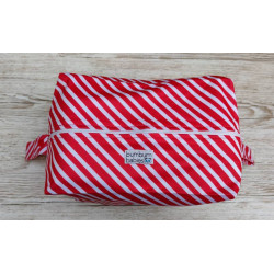 Diapers pod RED STRIPES
