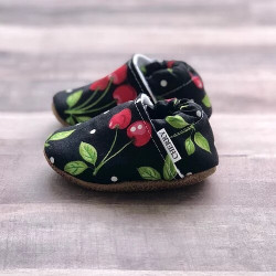 Chaussons souples CHERRY