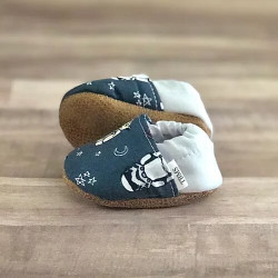 Chaussons souples STARS WARS