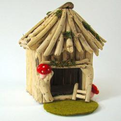 Maison en bois FORÊT...