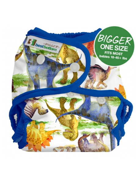 BEST BOTTOM DIAPERS - Bigger Couche TE2