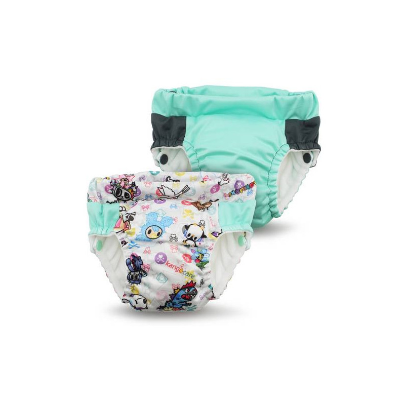 KANGA CARE - Lil learnerz (lot de 2 ) taille XL ( 24 - 29kg)