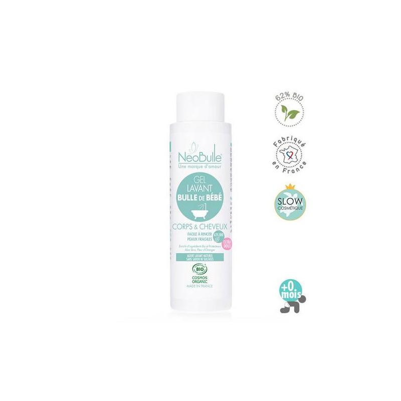 Neobulle - Gel lavant bulle de bébé