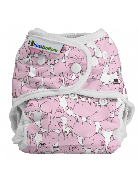 BEST BOTTOM DIAPERS - Couche TE2