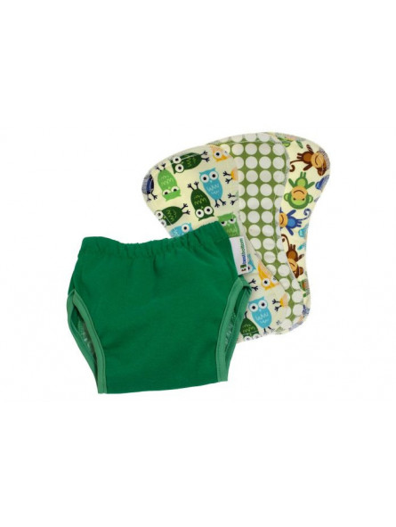 BEST BOTTOM DIAPERS - Kit culotte d'apprentissage + 3 inserts