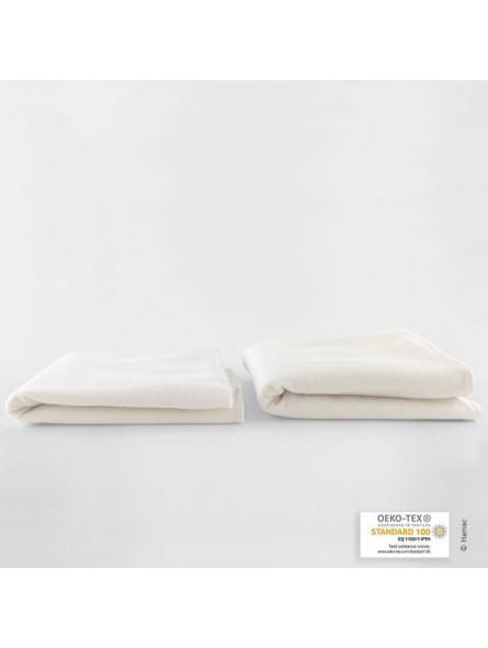 HAMAC - Inserts lavables en coton bio (lot de 2)