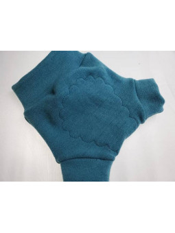 BUMBY WOOL - Couvre-couche...