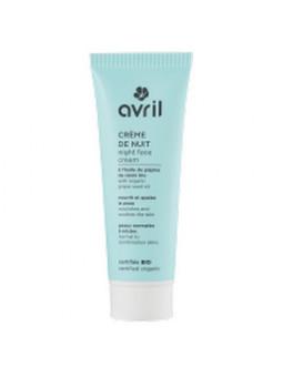AVRIL - Crème de nuit Peaux...